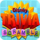 Disney Trivia Scramble igra