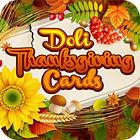 Doli Thanksgiving Cards igra