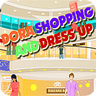 Dora - Shopping And Dress Up igra