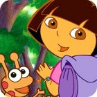 Dora the Explorer: Online Coloring Page igra