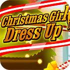 Dress-Up Christmas Girl igra