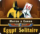 Egypt Solitaire Match 2 Cards igra