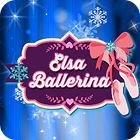 Elsa Ballerina igra