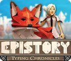 Epistory: Typing Chronicles igra