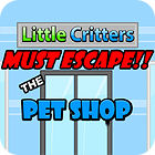 Escape The Pet Shop igra