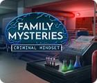 Family Mysteries: Criminal Mindset igra