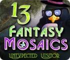 Fantasy Mosaics 13: Unexpected Visitor igra