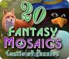 Fantasy Mosaics 20: Castle of Puzzles igra