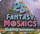 Fantasy Mosaics 25: Wedding Ceremony igra