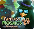 Fantasy Mosaics 29: Alien Planet igra