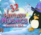 Fantasy Mosaics 32: Santa's Hut igra