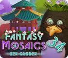 Fantasy Mosaics 34: Zen Garden igra