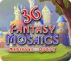 Fantasy Mosaics 36: Medieval Quest igra