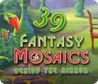 Fantasy Mosaics 39: Behind the Mirror igra