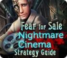 Fear For Sale: Nightmare Cinema Strategy Guide igra