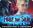 Fear for Sale: The 13 Keys Collector's Edition igra