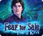Fear for Sale: The 13 Keys igra