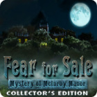 Fear for Sale: The Mystery of McInroy Manor Collector's Edition igra