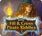Fill and Cross Pirate Riddles 3 igra