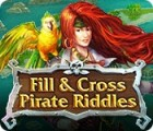 Fill and Cross Pirate Riddles igra