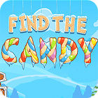 Find The Candy: Winter igra