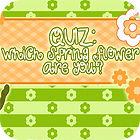 Flower Quiz igra
