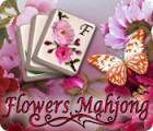 Flowers Mahjong igra
