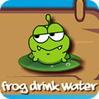 Frog Drink Water igra