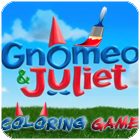 Gnomeo and Juliet Coloring igra