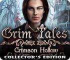 Grim Tales: Crimson Hollow Collector's Edition igra