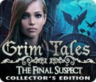 Grim Tales: The Final Suspect Collector's Edition igra