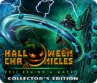 Halloween Chronicles: Evil Behind a Mask Collector's Edition igra