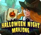 Halloween Night Mahjong igra