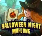 Halloween Night Mahjong igra