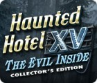 Haunted Hotel XV: The Evil Inside Collector's Edition igra