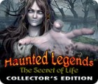 Haunted Legends: The Secret of Life Collector's Edition igra