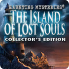 Haunting Mysteries: The Island of Lost Souls Collector's Edition igra