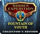 Hidden Expedition: The Fountain of Youth Collector's Edition igra