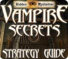 Hidden Mysteries: Vampire Secrets Strategy Guide igra