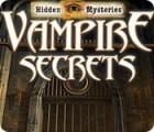 Hidden Mysteries: Vampire Secrets igra