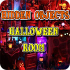 Hidden Objects Halloween Room igra