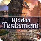 Hidden Testament igra