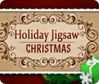 Holiday Jigsaw Christmas igra