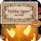 Holiday Jigsaw: Halloween igra