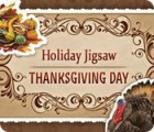 Holiday Jigsaw Thanksgiving Day igra