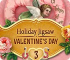 Holiday Jigsaw Valentine's Day 3 igra