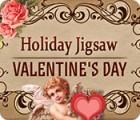 Holiday Jigsaw Valentine's Day igra