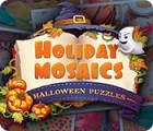 Holiday Mosaics Halloween Puzzles igra