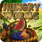Hungry Worms igra