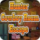 Hunter Cowboy Room Escape igra